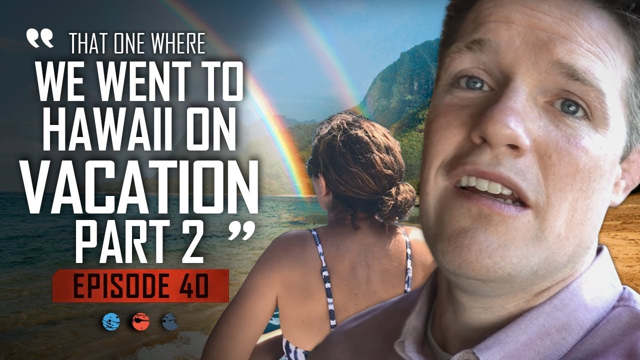 That one where we went to Hawaii on Vacation PART 2... Funnel Hacker TV Episode 40