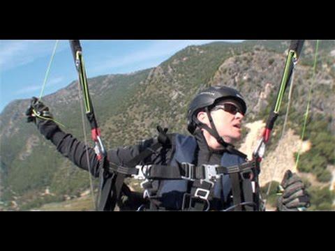 Yamaçparaşütü Termik-XC Uçuşu Eğitimi Türkçe Altyazılı
