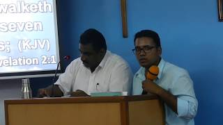 18-0715E Sec bad Br.Roy Matthew Message Br. Vinod moses Translation