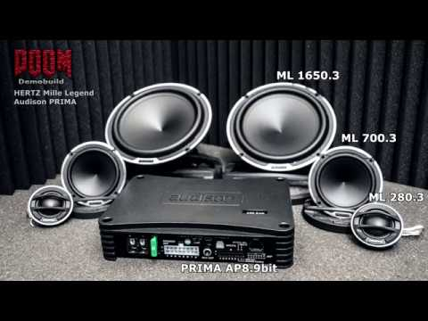 DooM | Hertz Mille Legend & Audison PRIMA AP8.9bit