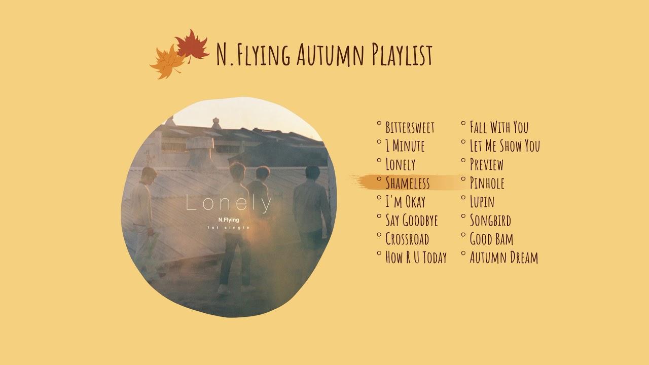 N.Flying Autumn Playlist