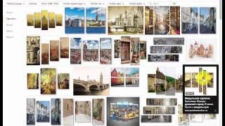 Как сделать модульную картину(http://aleks4you.com/modulnye-kartiny-svoimi-rukami Модульные картины своими руками Дизайн модульной картины в CorelDraw., 2015-07-30T17:57:54.000Z)