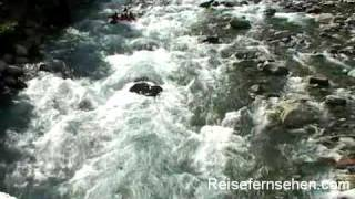 Rafting Piemont (Italy) powered by Reisefernsehen.com