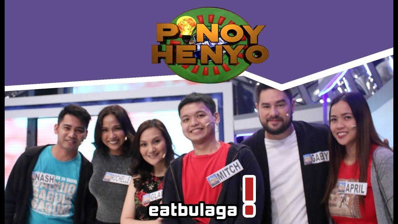 Pinoy Henyo | January 26, 2018