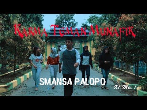 Karma Teman Munafik (Short Movie)