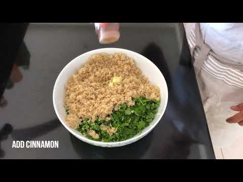 Clean Food For Clean People: Quinoa Salad