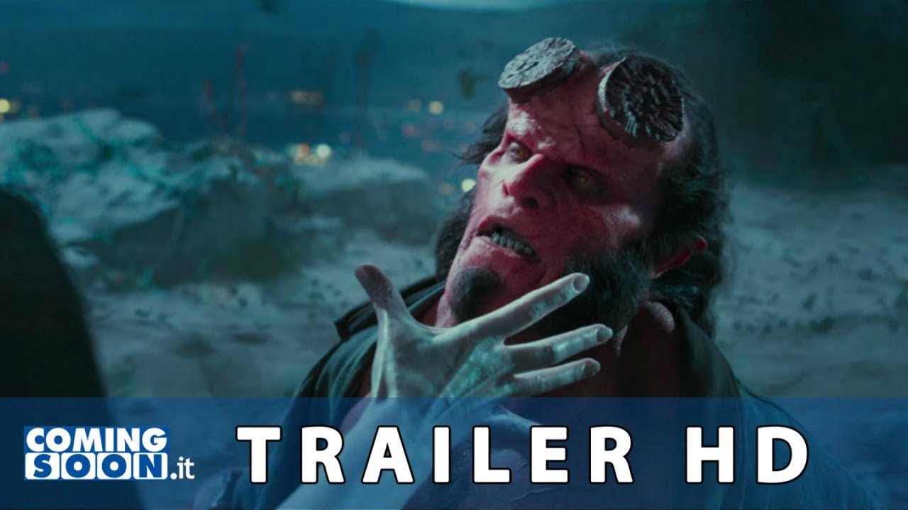Hellboy (2019): Trailer Italiano del Film Reboot diretto da Neil Marshall - HD