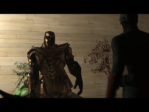 Thanos Kills The Avengers From 2014 | Endgame Deleted Scene | Animated