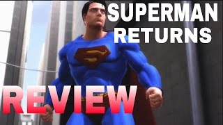 Superman Returns Review - Xbox 360