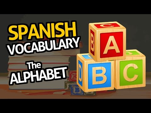 Learn Spanish Alphabet with OUINO™