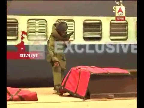 IED recovered from Howrah station, mock drill by CID, claims Rail