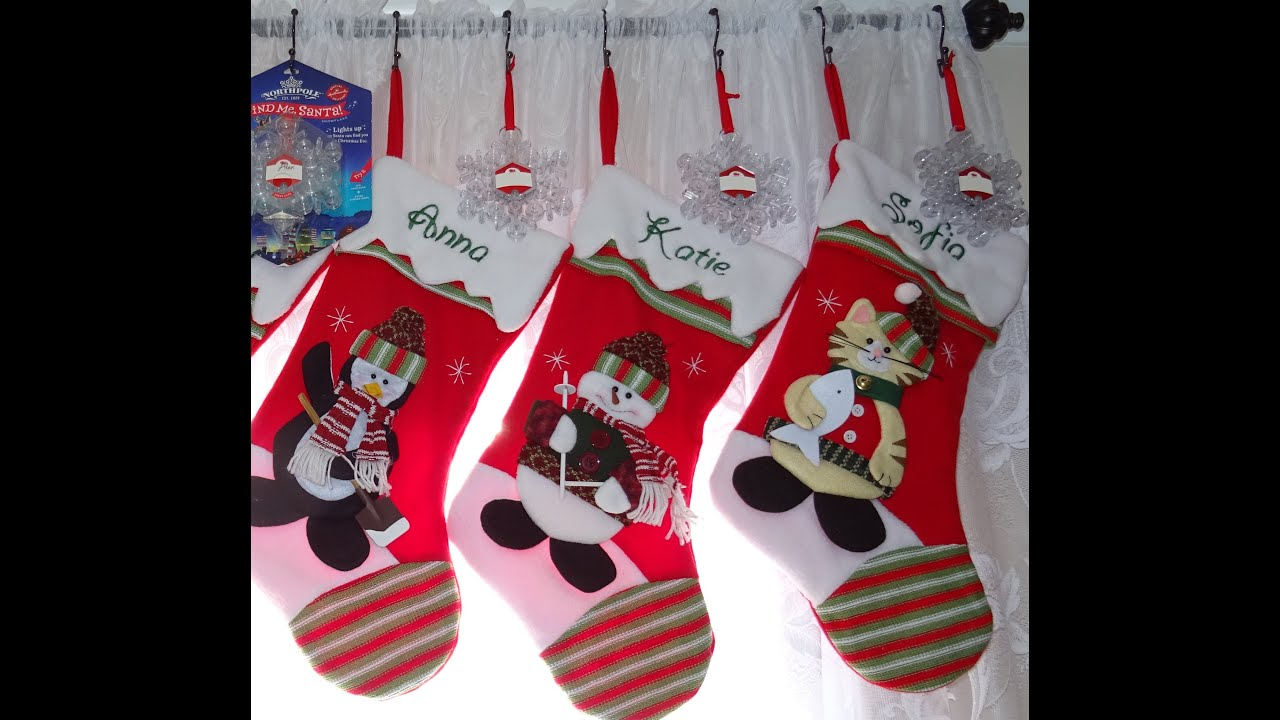 christmas stocking stuffers 2015 for 2 4 and 5 year old girls part 1 - Girl Christmas Stocking