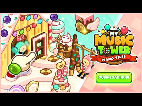 Happy Tiles : Music Party