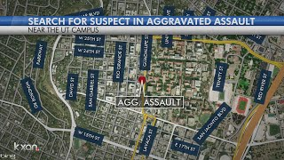 UT police investigating attempted assault report on the Drag near campus|kxan