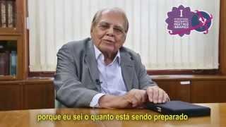 IBRAMED homenageia Dr. Ivo Pitanguy!!