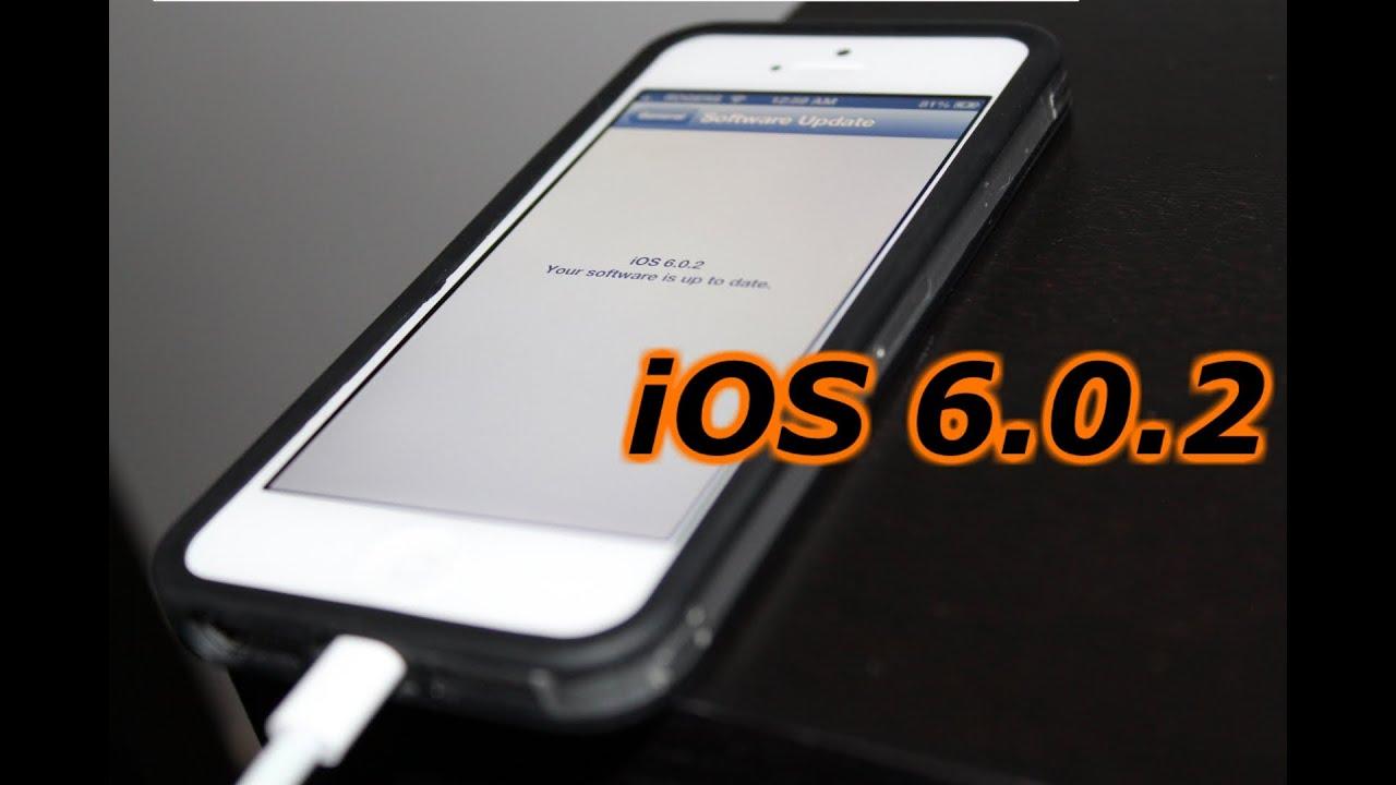 how to install ios 6 0 2 iphone 5 and ipad mini youtube