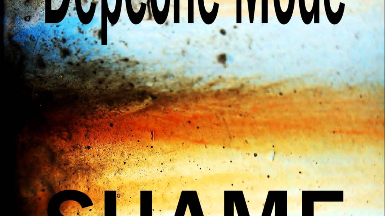 depeche mode shame