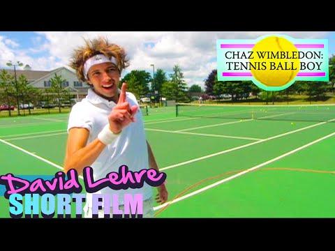 Chaz Wimbledon - Tennis Ball Boy