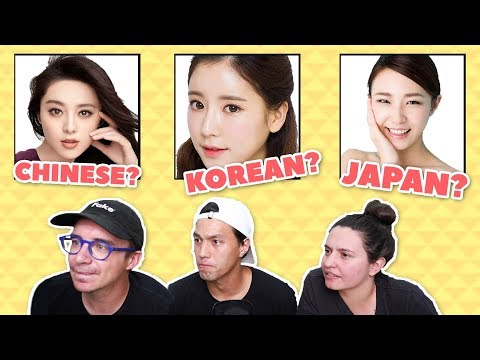 Can Americans Tell Asian Faces Apart?