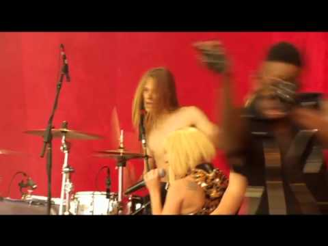 Lady Gaga  Poker Face  at Oxegen Festival 2009 HQ