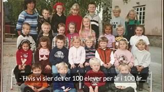 Sagdalen Skole 100 År
