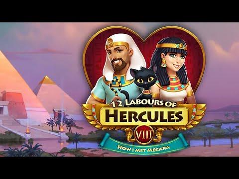 12 LABOURS OF HERCULES VIII: HOW I MET MEGARA Gameplay  