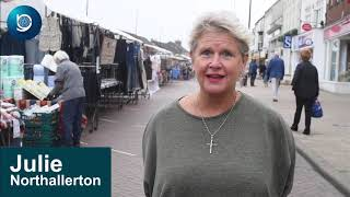 Northallerton Market reopens with social distancing measures