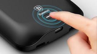 "Чехол-зарядка ""BASEUS"" для Galaxy S8"