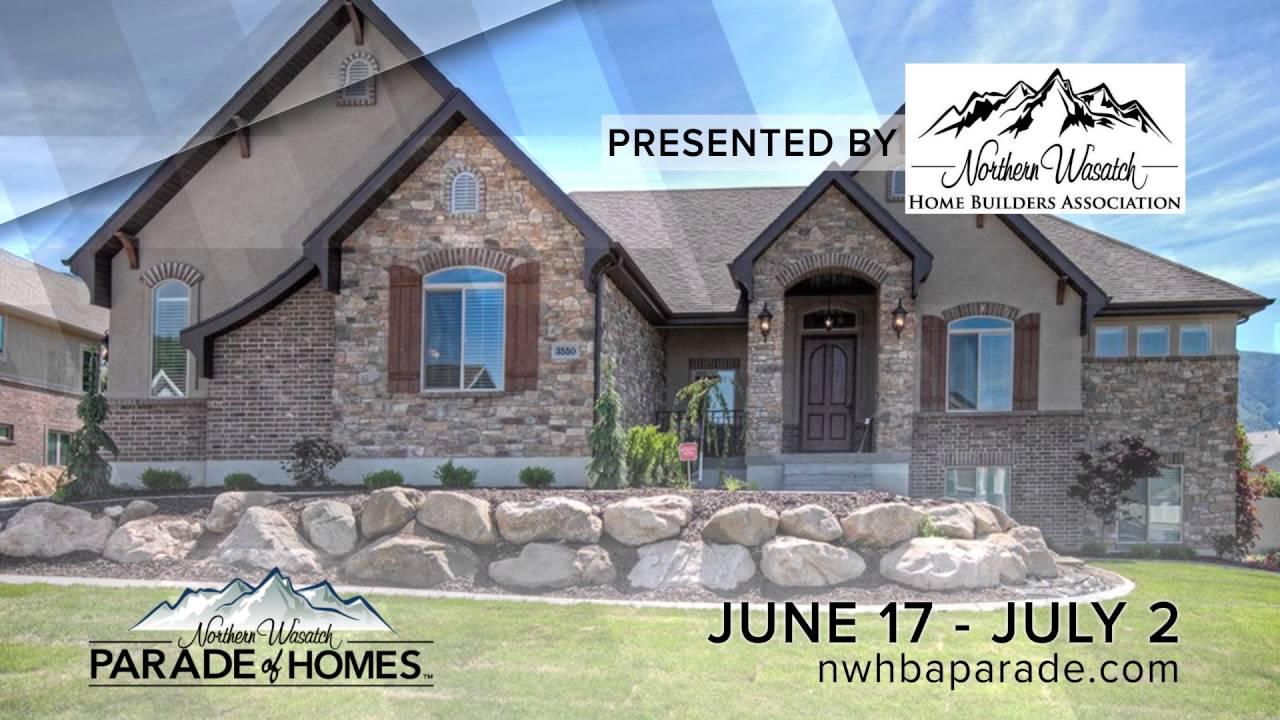 2016 Northern Wasatch Parade Of Homes
