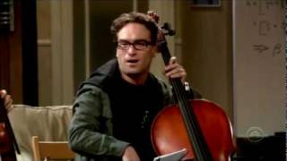 The Big Bang Theory- Leonard and Leslie get together