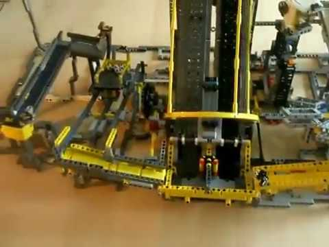 pv productions lego gbc 15 made out of lego technic set. Black Bedroom Furniture Sets. Home Design Ideas
