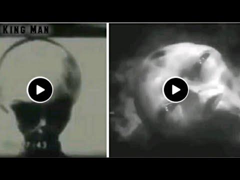 Vídeos de extraterrestres que fueron filtrados en internet y que estan capturados en el Area 51