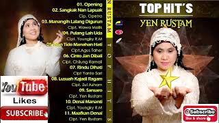 Download lagu YEN RUSTAM | TOPHITS LAGU VIRAL MANANGIH LALANG DI GURUN | LAGU MINANG KENANGAN SEPANJANG MASA