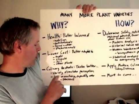 Eat More Plants: Save Your Health, Save the World