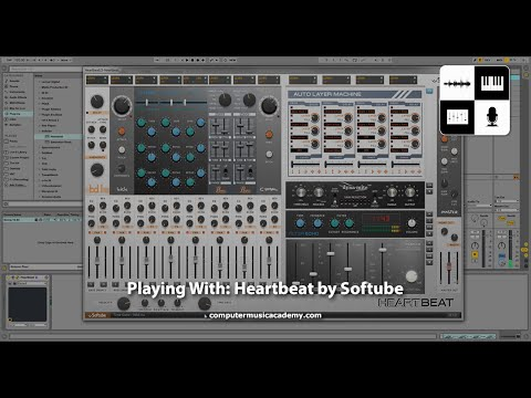 Heartbeat by Softube | Review | Computer Music Academy