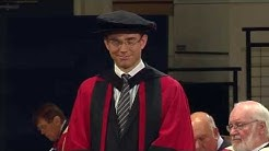 Jyrki Katainen - Honorary Degree - University of Leicester