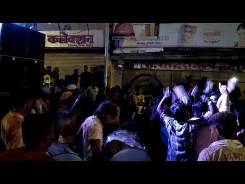 dhumal band party 3.... ,jai bharat band party yavatmal