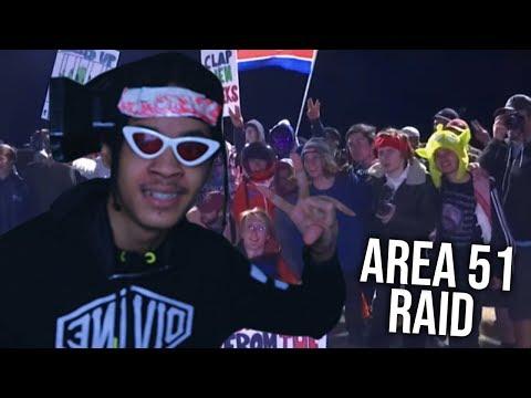 we-actually-went-to-area-51---area-51-raid-footage