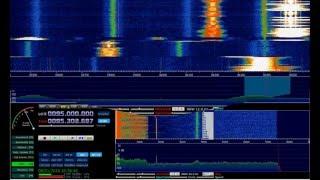 RADIO FM WITH RTL SDR USB AND HDSDR SOFTWARE (Algeria)