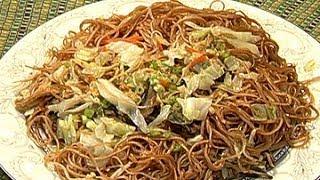【現代心素派】20140102 - 香積料理 - 古早味炒麵線&香豆腐會百菇 - 在地好美味 - 不黏牙花生糖