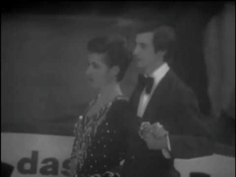 1974 World Figure Skating Championships - Ludmilla Pakhomova & Alexander Gorshkov FD