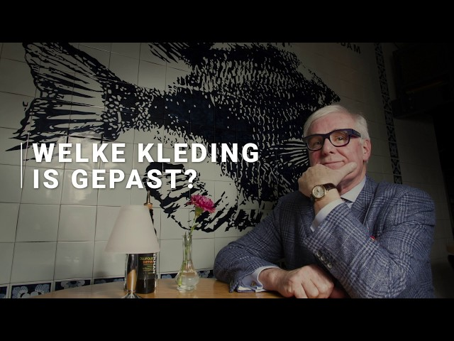 Welke kleding is gepast? - Willem Reimers