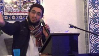 Hafiz Ahsan Amin - Haleema Main Tere Neuss Germany 2013