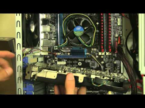 How to Install a Graphics Card (GPU) In Your PC