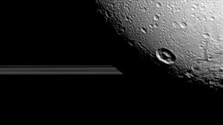 Cassini's New Breathtaking Images Of Saturn's Moon