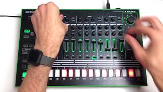 Christopher Kah - Session XXIII Roland TR8 into a TR-8S