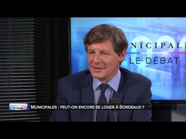 Débats   Municipales  peut on encore se loger à Bordeaux ?