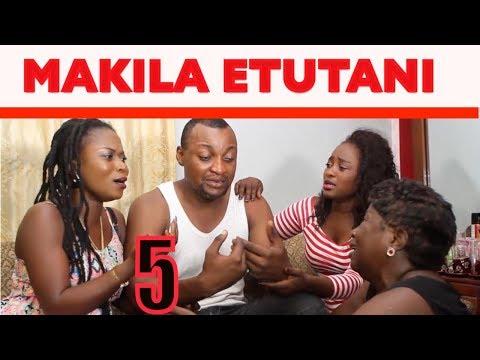 MAKILA ETUTANI Ep 5 Theatre Congolais avec Ada,Makambo,Bellevue,Dady,Alain,Ebakata,Darling,Barcelon