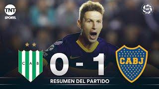 Resumen de Banfield vs Boca Juniors (0-1) | Fecha 4 - Superliga Argentina 2019/2020