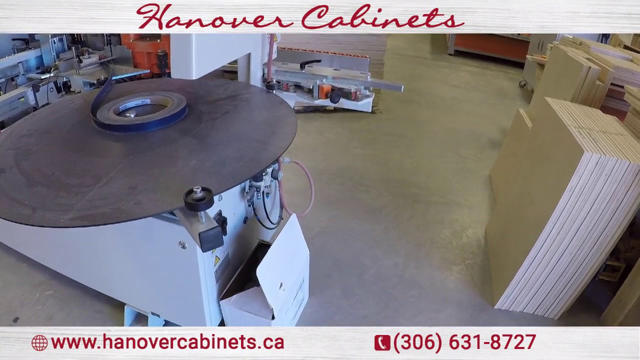 Hanover Cabinets Quality Cabinet Equipment Edger Kitchen Cabinets Moose Jaw Youtube